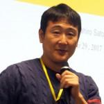 デジタルハリウッド大学大学院・佐藤昌宏 教授