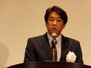 (公社)全国学習塾協会 安藤大作 会長