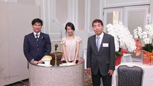 右:笠井哲夫 取締役会長 左:櫻井勇也 代表取締役