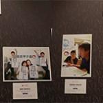 左:速読甲子園2017 フォトコンテスト(団体戦部門)の入賞作品 右:速読甲子園2017 フォトコンテスト(個人戦部門)の入賞作品