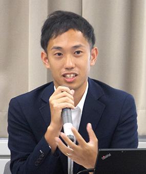 経済産業省 商務サービスグループ サービス政策課・宮田豪 課長補佐