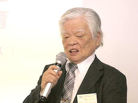 AJC・森貞孝 理事長