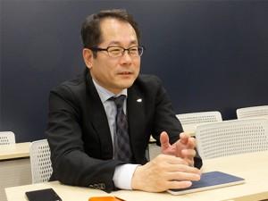 学研塾ホールディングス経営企画部シニアディレクター 木本充 氏