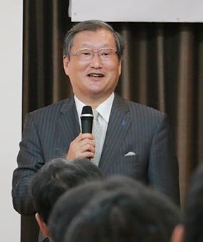 日本青少年育成協会・太田明弘 理事