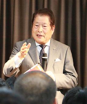 日本青少年育成協会 増澤空 会長