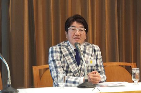 佐々木喜一 氏(教育再生実行会議有識者 委員、成基コミュニティグループ代表)