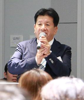 FREEMINDE EVANカンパニー・北田秀司 代表
