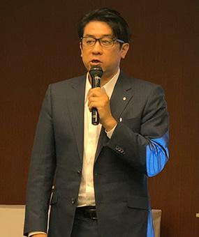 全国学習塾協会・安藤大作 会長