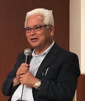 ICT CONNECT21・赤堀侃司 会長