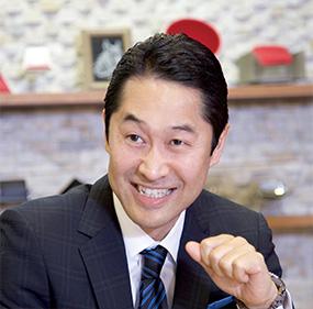 相川秀希 理事(サマディグループ代表)