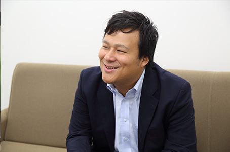 (株)ケーイーシー・小椋義則 代表取締役社長