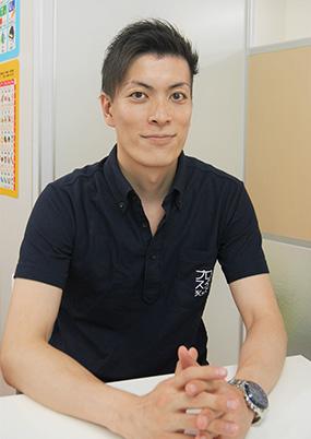 取材に応えてくれたプロスタ事業部  冨樫優太 部長