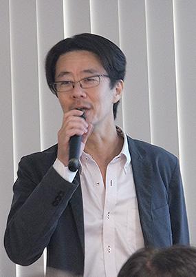 学びエイドの企画室長兼 教務アドバイザー・野田亮太 氏