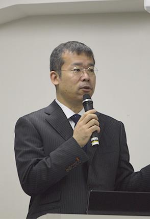 スプリックス 常石博之 取締役副社長