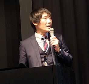 古川晃嗣 氏