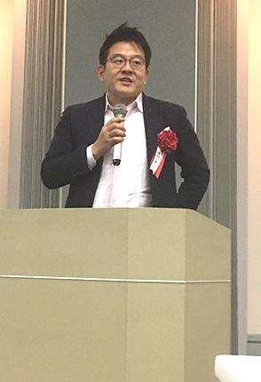経済産業省の浅野大介 氏