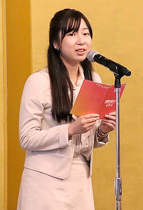 日本速脳速読協会・高橋智恵 代表