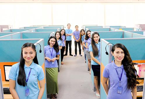 難関な採用試験でをくぐり抜け、1カ月以上研修を受けた優秀な講師陣