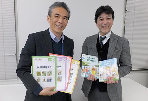 須藤孝行 氏(左)と石井直樹氏