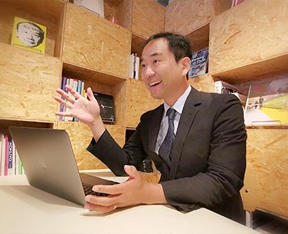 Smart Manage COO の森山正明 氏