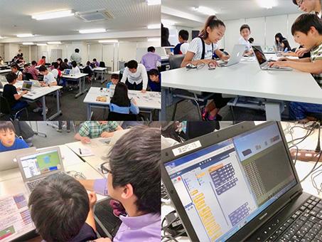 プログラミングスクールを運営しているD-SCHOOLが開発運営