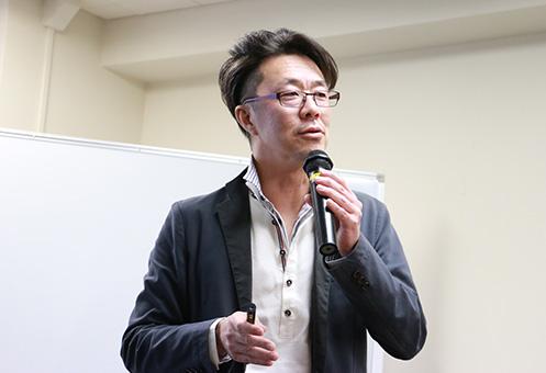 野田亮太 氏