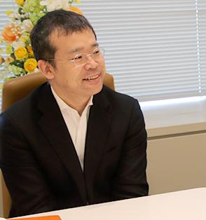 ( 株) スプリックス 常石博之 代表取締役社長