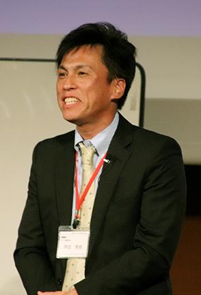 ティエラコム取締役 ASP事業本部長の芦田泰啓 氏