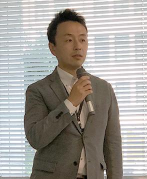 経済産業省教育産業室 柴田寛文 室長補佐