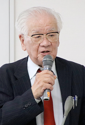 佐藤勇治 実行委員長