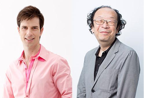 [左]『話す力』パックン 先生 [右] 『書く力』金田一秀穂 先生