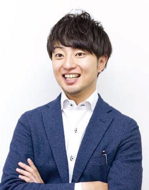 株式会社ラシク 代表取締役 服部悠太 氏