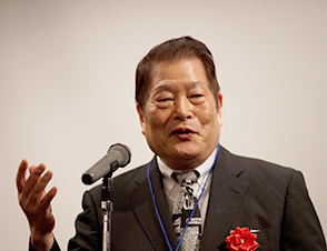 日本青少年育成協会・増澤空 会長