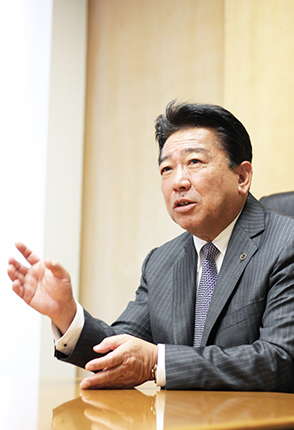 株式会社 中萬学院 中萬 隆信 代表取締役社長