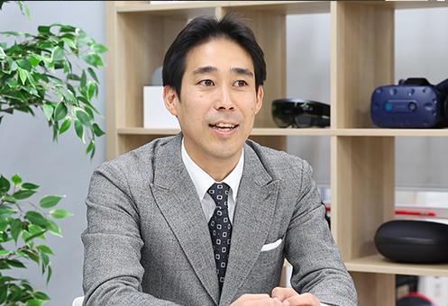 金谷 建史 代表取締役社長
