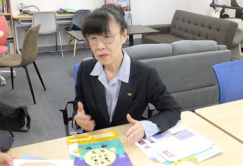 希教育・安藤伸江 代表
