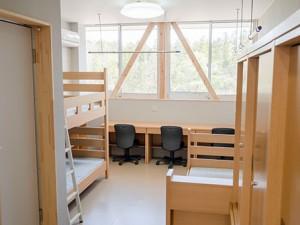 新しい寮の部屋