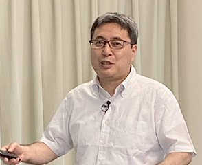 文理の西田泰則氏