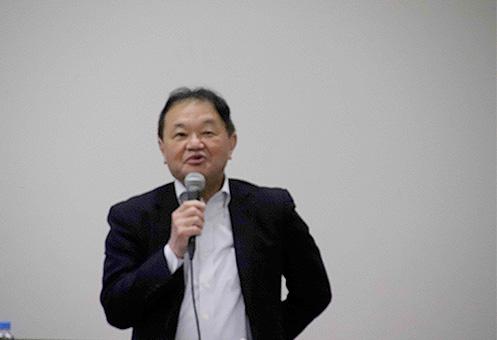 (株)学研塾ホールディングス・(株)市進ホールディングスの会長である下屋俊裕 氏