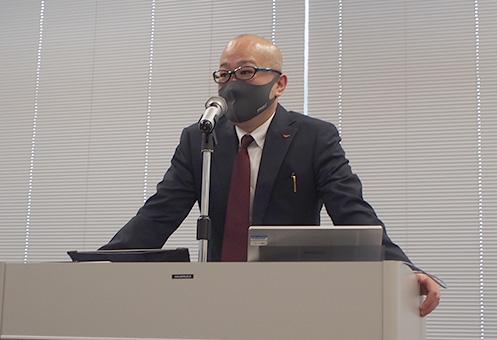ウィザス執行役員 平井一将氏