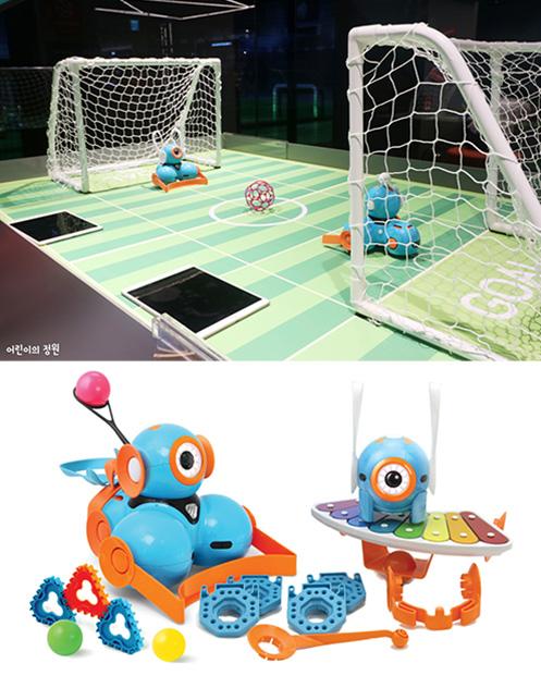 「Wonder Code」はDash ロボットを使うのが大きな特長であると同時に、子どもたちには大きな魅力