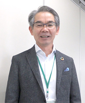 ガウディア 専務取締役  鵜池宏幸 氏