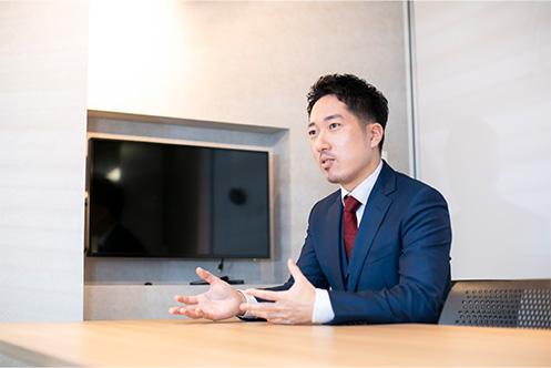 (株)トワール 濵野裕希代表