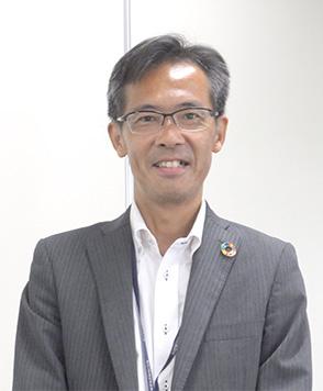 日能研関東 営業本部  取締役本部長 須田英毅 氏